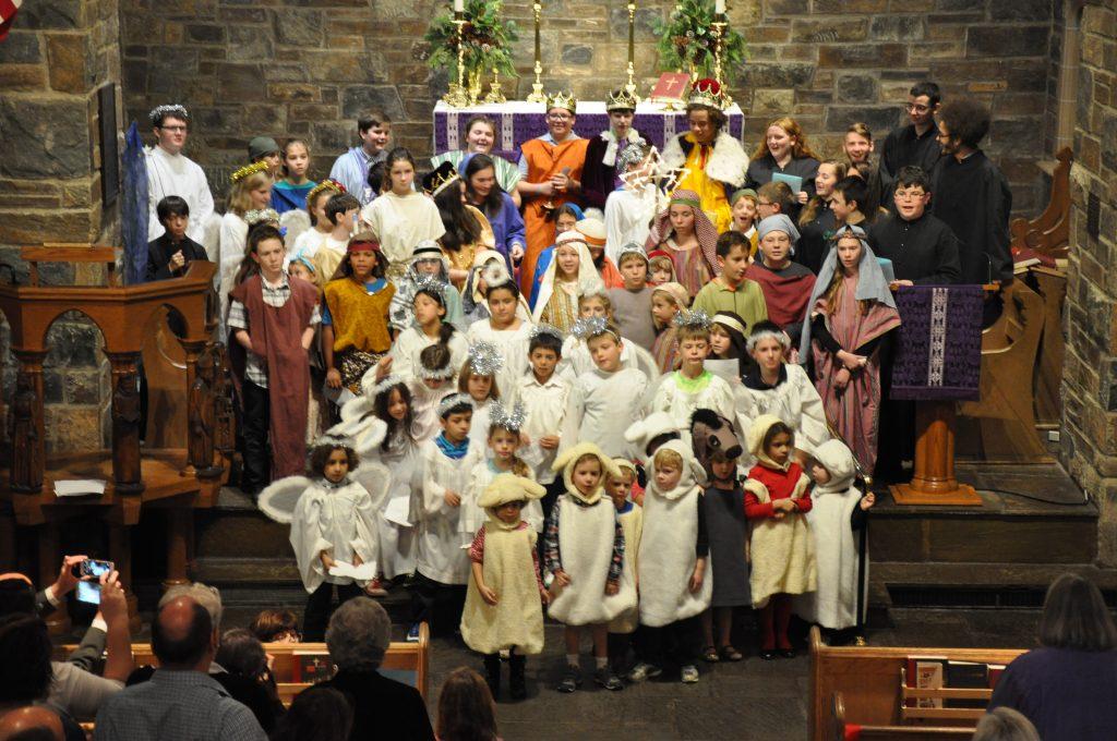 Advent Celebrations at Grace