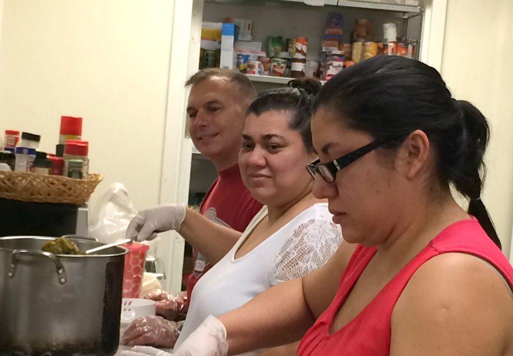 Carpenter's Shelter Dinner Volunteers Needed, February 19
