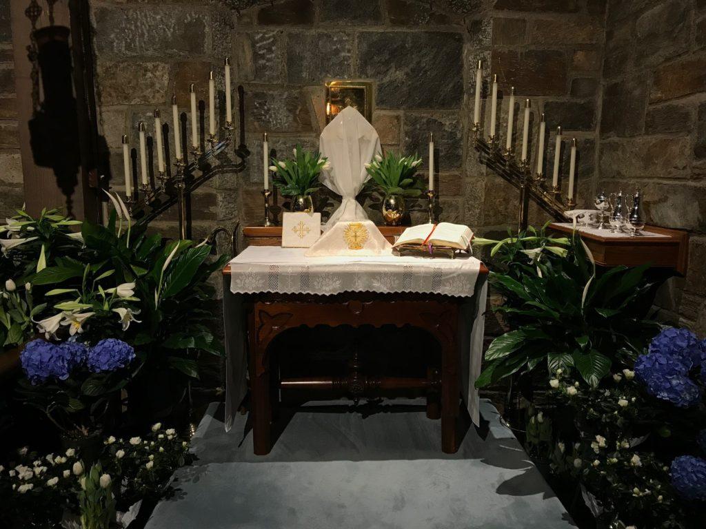 Holy Week Schedule 2019