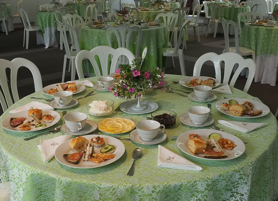Altar Guild Tea