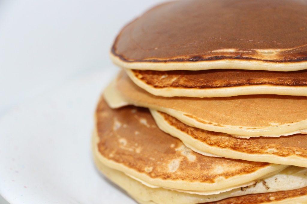 Shrove Tuesday Pancake Supper, March 5