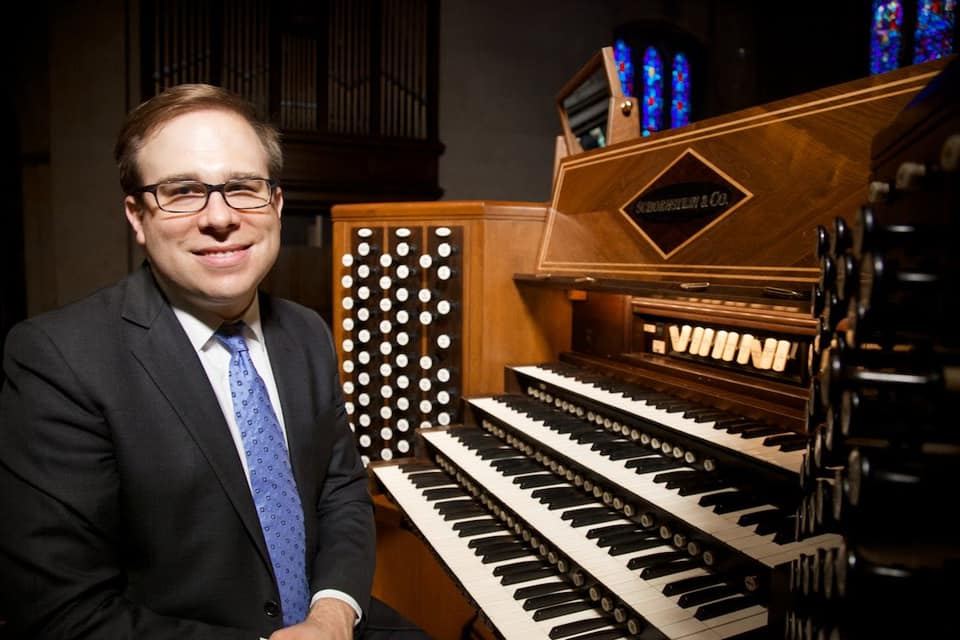 Organ Concert for the 10th Anniversary of the Organ