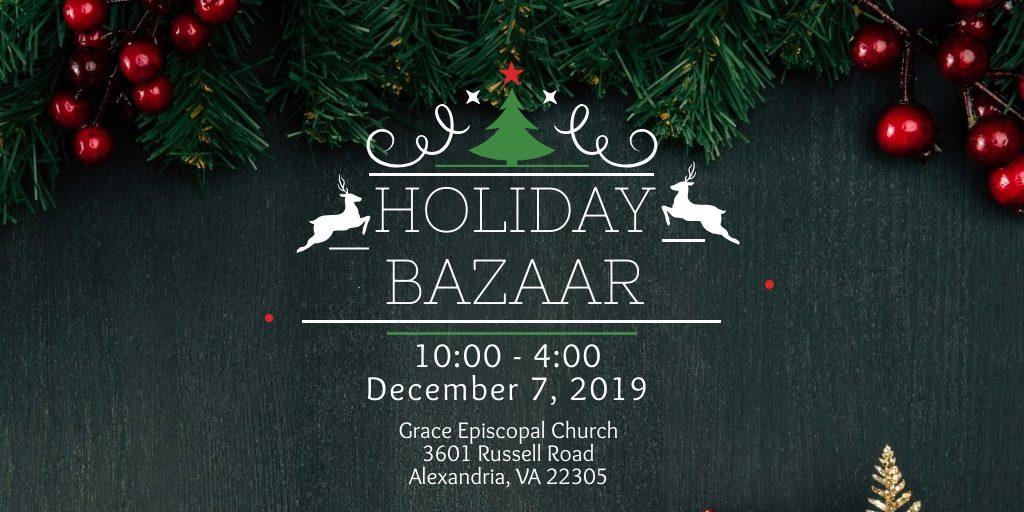 Holiday Bazaar at Grace