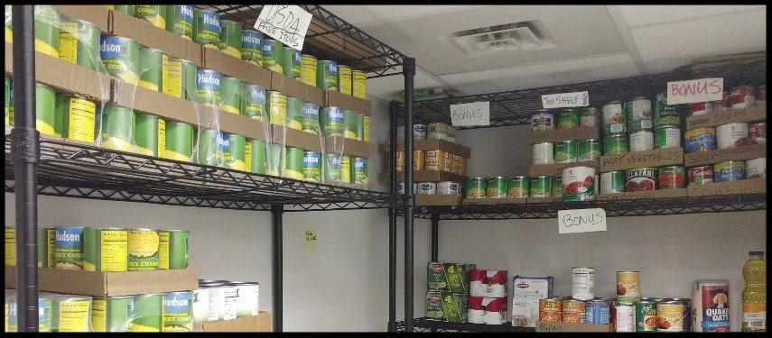 URGENT: Food Pantry Needs