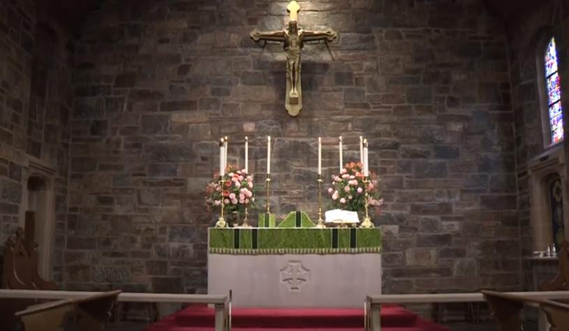 Evening Prayer, Rite II – July 29, 2020