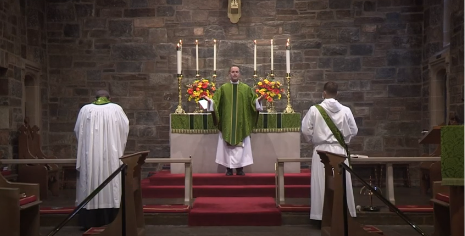 The Seventh Sunday after Pentecost, July 19, 2020: Holy Eucharist, Rite I