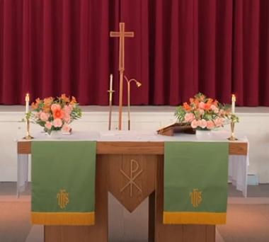 23 de agosto de 2020: Duodécimo Domingo después de Pentecostés, La Santa Eucaristía, Rito II
