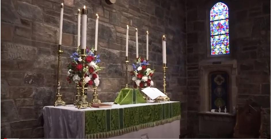 Altar Flower Dedications