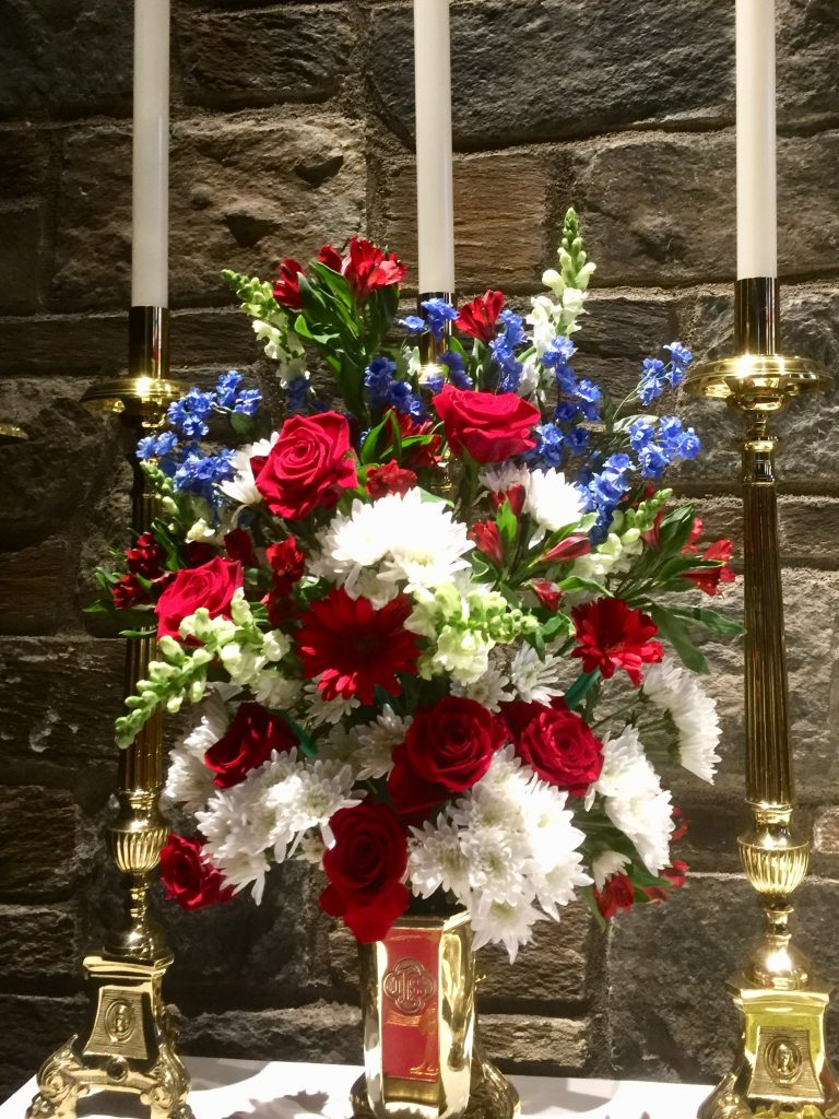 Sunday, July 4: Worship Opportunities and Service Bulletin