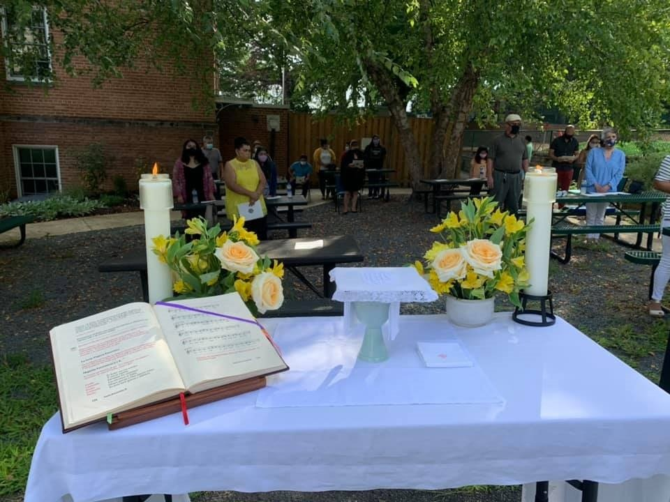 Sunday, September 19, 2021: Worship Opportunities and Service Bulletin