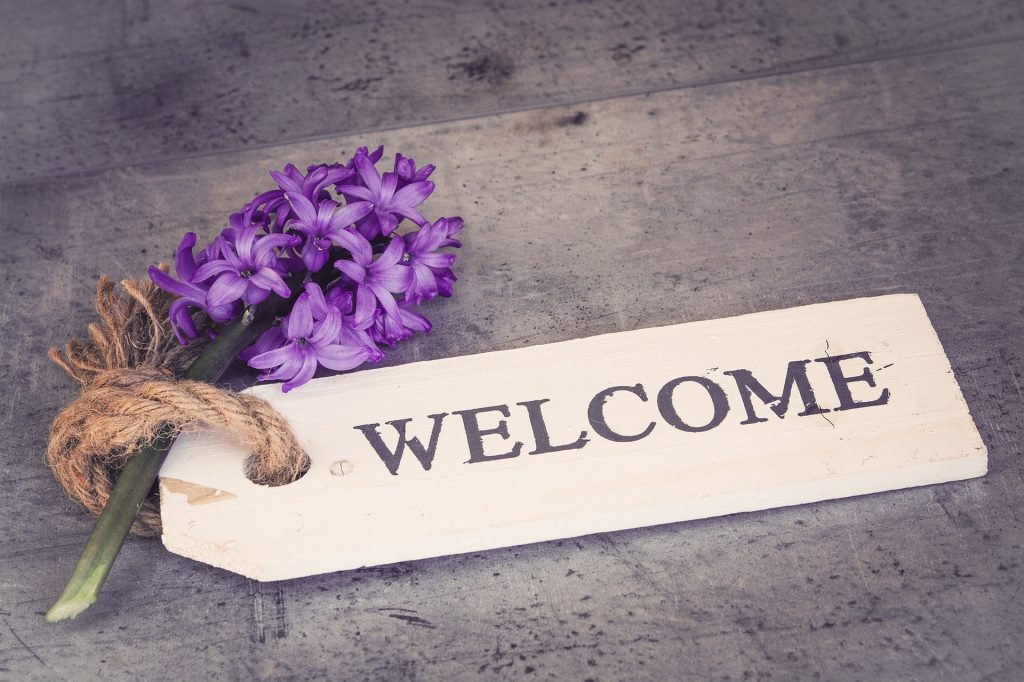 From the Rector: Who Will You Welcome Next?