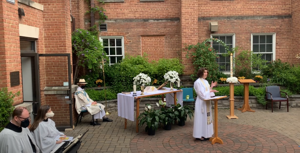 Sunday May 30th, 2021: Livestream and Outdoor Worship Opportunities, and Service Bulletin