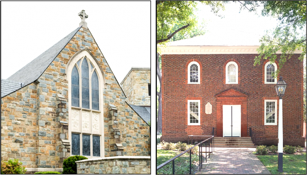 From the Rector: Where Do You Go to Church?