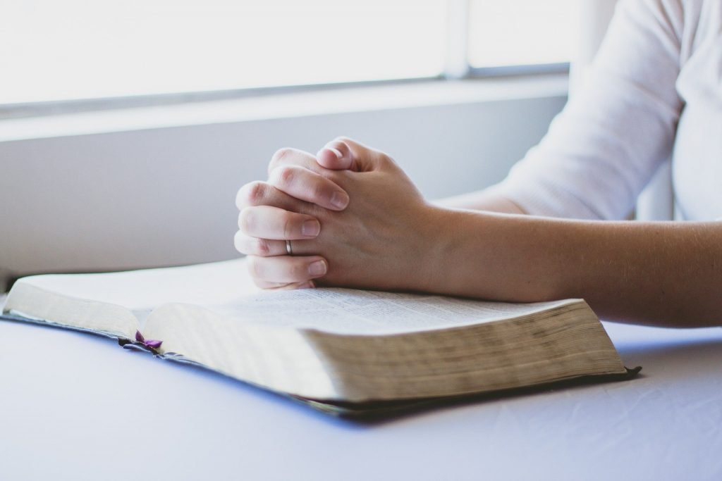 Evening Prayer, Wednesdays at 5:30 PM on Zoom